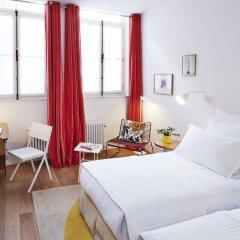 Отель des Galeries Бельгия, Брюссель - отзывы, цены и фото номеров - забронировать отель des Galeries онлайн комната для гостей фото 2
