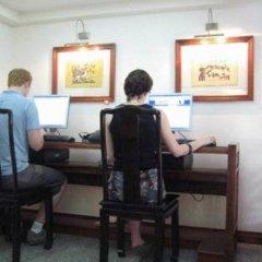 Отель Prince Bat Su Ханой интерьер отеля