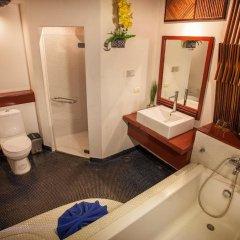 Отель Tango Beach Resort ванная фото 2