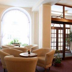 Отель Spa Hotel Goethe Чехия, Франтишкови-Лазне - отзывы, цены и фото номеров - забронировать отель Spa Hotel Goethe онлайн интерьер отеля