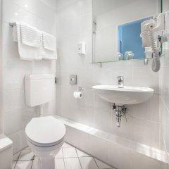 Central Hotel Гамбург ванная