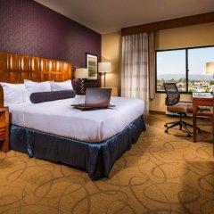 Отель DoubleTree by Hilton Carson комната для гостей фото 4