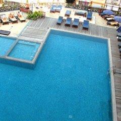Отель Jomtien Thani Hotel Таиланд, Паттайя - 3 отзыва об отеле, цены и фото номеров - забронировать отель Jomtien Thani Hotel онлайн с домашними животными