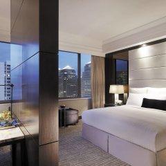 Singapore Marriott Tang Plaza Hotel комната для гостей фото 2