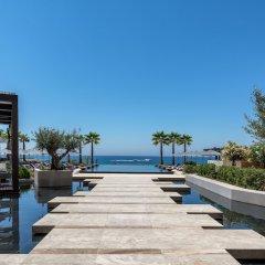 Amara Hotel пляж