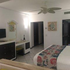 Отель Marina Fiesta Resort & Spa Золотая зона Марина удобства в номере