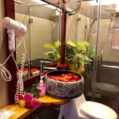 Sapa Elite Hotel ванная