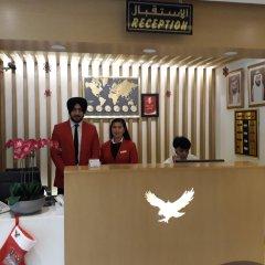 Отель Royal Falcon Дубай спа