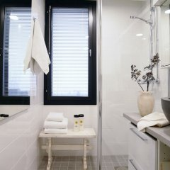 Отель Roost Hernesaarenkatu Финляндия, Хельсинки - отзывы, цены и фото номеров - забронировать отель Roost Hernesaarenkatu онлайн ванная