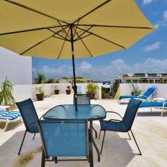 Отель El Campanario Studios & Suites Мексика, Плая-дель-Кармен - отзывы, цены и фото номеров - забронировать отель El Campanario Studios & Suites онлайн бассейн фото 2