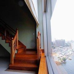 Lagos Oriental Hotel балкон