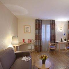 Отель Citadines Bastille Gare de Lyon Paris комната для гостей