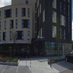 Отель Holiday Inn Express Karlsruhe - City Park парковка
