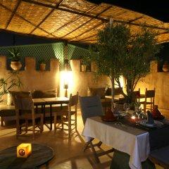 Отель Riad Dar Massaï Марокко, Марракеш - отзывы, цены и фото номеров - забронировать отель Riad Dar Massaï онлайн питание фото 3
