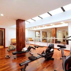 Отель Markus Park фитнесс-зал