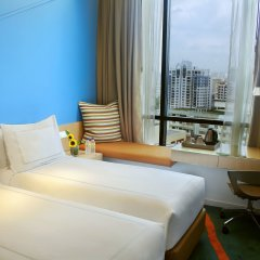 Days Hotel by Wyndham Singapore At Zhongshan Park комната для гостей