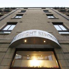 Отель Knight Residence Эдинбург вид на фасад