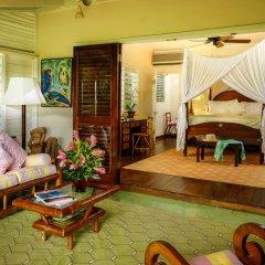 Round Hill Hotel & Villas комната для гостей фото 2
