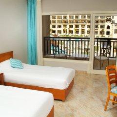Отель Steigenberger Aqua Magic Red Sea балкон