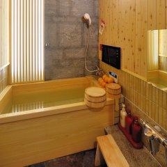 Отель Dormy Inn EXPRESS Meguro Aobadai Hot Spring Япония, Токио - отзывы, цены и фото номеров - забронировать отель Dormy Inn EXPRESS Meguro Aobadai Hot Spring онлайн ванная