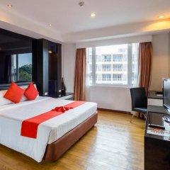 Отель Nova Platinum Hotel Таиланд, Паттайя - 1 отзыв об отеле, цены и фото номеров - забронировать отель Nova Platinum Hotel онлайн комната для гостей фото 5