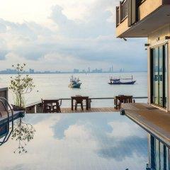 Отель Baan Talay Namsai бассейн фото 2
