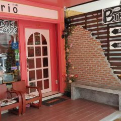 Отель B-trio Guesthouse Таиланд, Краби - отзывы, цены и фото номеров - забронировать отель B-trio Guesthouse онлайн интерьер отеля