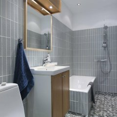 Hotel Copenhagen Apartments ванная фото 2