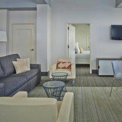 Отель Affinia Manhattan комната для гостей фото 5