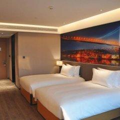 Отель Mercure Shanghai Hongqiao Railway Station комната для гостей фото 3