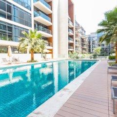 Отель DHH - Al Wasl 5 бассейн