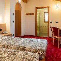 Hotel Europa Долина Валь-ди-Фасса удобства в номере