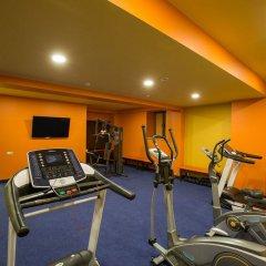 Отель Nairi SPA Resorts фитнесс-зал фото 3