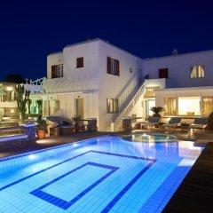 Отель Damianos Mykonos Hotel Греция, Миконос - отзывы, цены и фото номеров - забронировать отель Damianos Mykonos Hotel онлайн бассейн