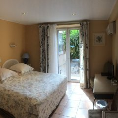 Отель Hôtel de lOlivier Франция, Канны - отзывы, цены и фото номеров - забронировать отель Hôtel de lOlivier онлайн комната для гостей фото 3