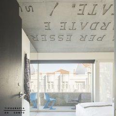 Отель Casa do Conto & Tipografia интерьер отеля фото 3