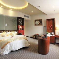 Отель Days Inn Hotspring Xiamen Сямынь комната для гостей фото 3