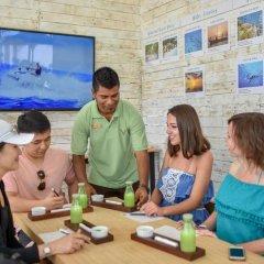 Отель Velana Blu Maldives детские мероприятия