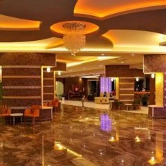 Asrin Beach Hotel Турция, Аланья - отзывы, цены и фото номеров - забронировать отель Asrin Beach Hotel - All Inclusive онлайн интерьер отеля фото 2