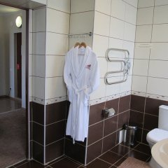 Гостиница Автозаводская 3* Стандартный номер с двуспальной кроватью фото 16