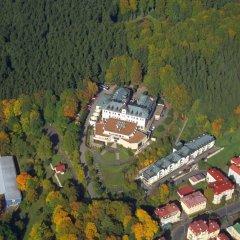 Отель Chateau Monty Spa Resort Чехия, Марианске-Лазне - отзывы, цены и фото номеров - забронировать отель Chateau Monty Spa Resort онлайн фото 7