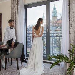 Отель Sheraton Grand Krakow Краков фото 5
