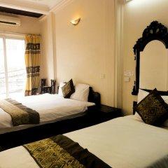 Отель Hanoi Old Quater Guest House Ханой комната для гостей фото 3