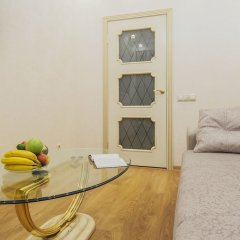 Апартаменты GM Apartment Borisoglebovskiy комната для гостей фото 4
