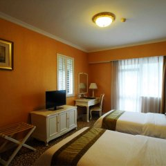 Отель Ming Wah International Convention Centre Шэньчжэнь комната для гостей фото 4