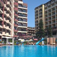 Admiral Plaza Hotel Солнечный берег бассейн