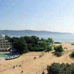 Отель JERAVI Солнечный берег пляж