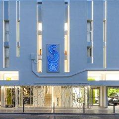 Отель Sud Ibiza Suites сейф в номере