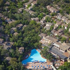 Отель Arbatax Park Resort Borgo Cala Moresca бассейн фото 3
