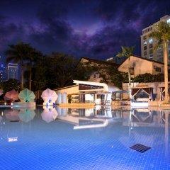 Lotte Legend Hotel Saigon бассейн